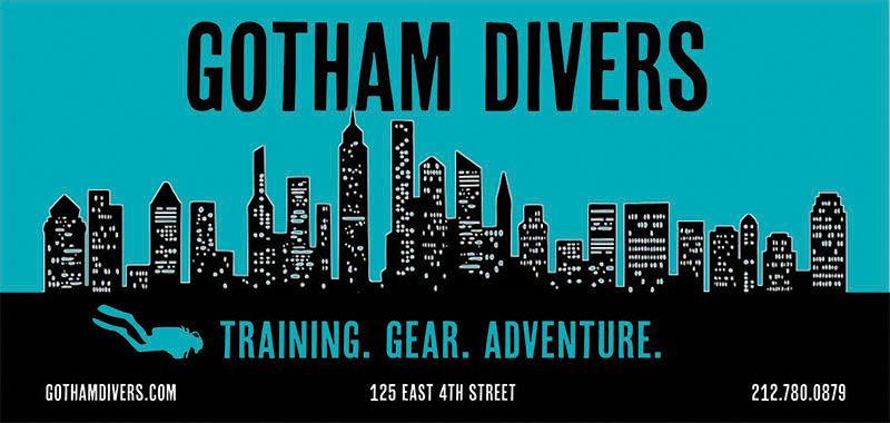Gotham Divers Online Store