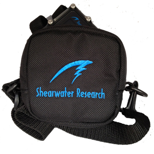 Shearwater Zippered Padded Pouch
